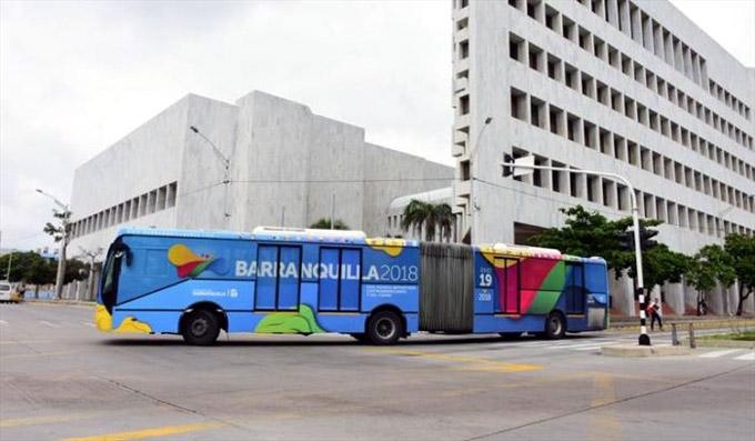 Barranquilla, hervidero de calores y colores centrocaribeños
