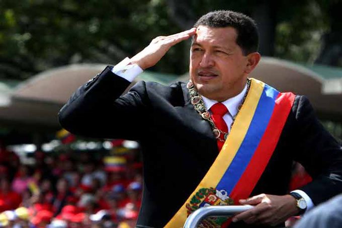 Recuerdan elección de Hugo Chávez como presidente de Venezuela