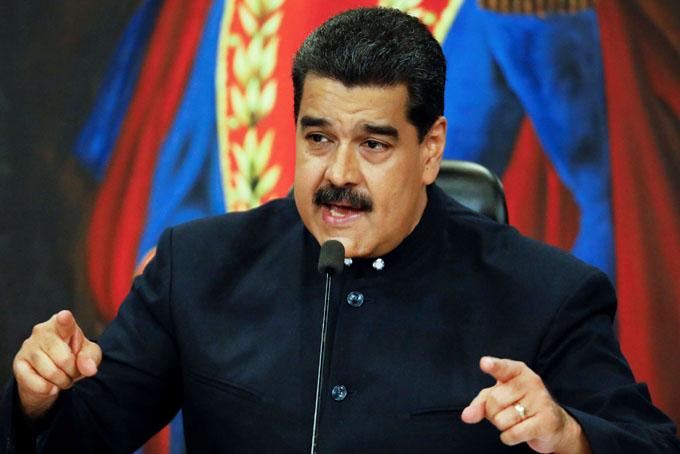 Presidente de Venezuela saluda a Cuba en Día de la Rebeldía Nacional