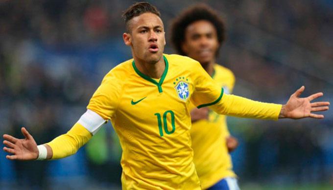 Real Madrid niega interés en futbolista brasileño Neymar