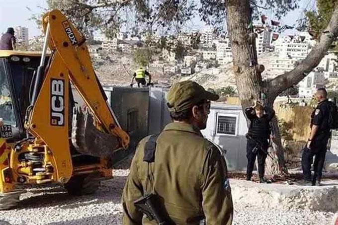 Unión Europea se pronuncia contra demolición de institución palestina