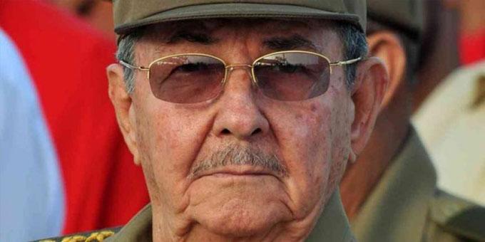Preside Raúl Castro acto patriótico en serranías de Santiago de Cuba