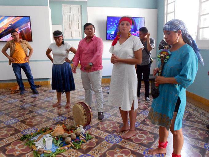 Agradecen jóvenes mexicanos hospitalidad en Bayamo