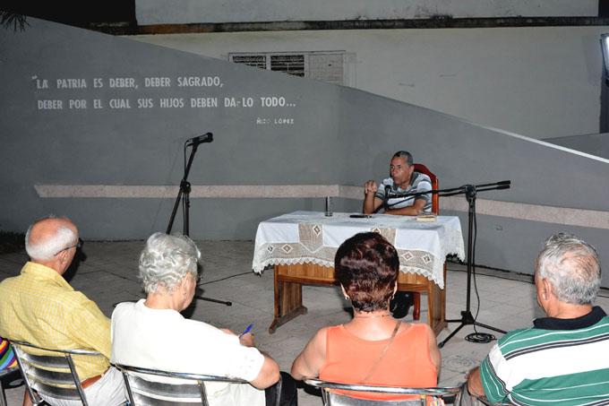 Debaten sobre labor de los bayameses en las acciones del 26 de Julio