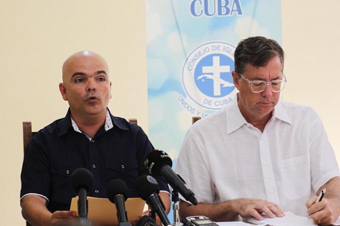 Consejos de Iglesias de Cuba y EE.UU. emiten declaración conjunta