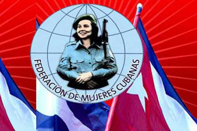 Felicita Machado Ventura a federadas cubanas