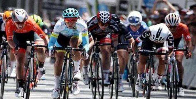 Arlenis Sierra a tres carreras en Europa de cara a Mundial de ruta