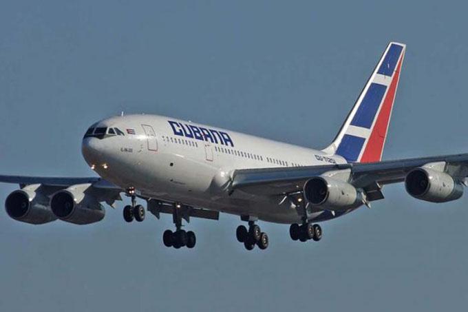 Aerolínea cubana con limitados recursos por bloqueo de EE.UU.