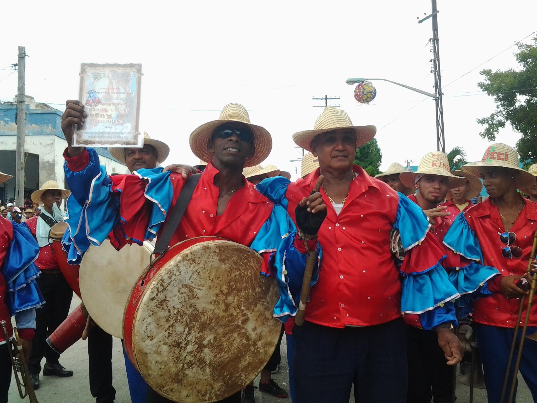 Gana comparsa La Pesquera Carnaval Manzanillo 2018 (+ fotos)