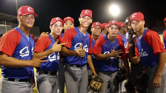 Cuba favorita en super ronda del Mundial de Beisbol Sub 15
