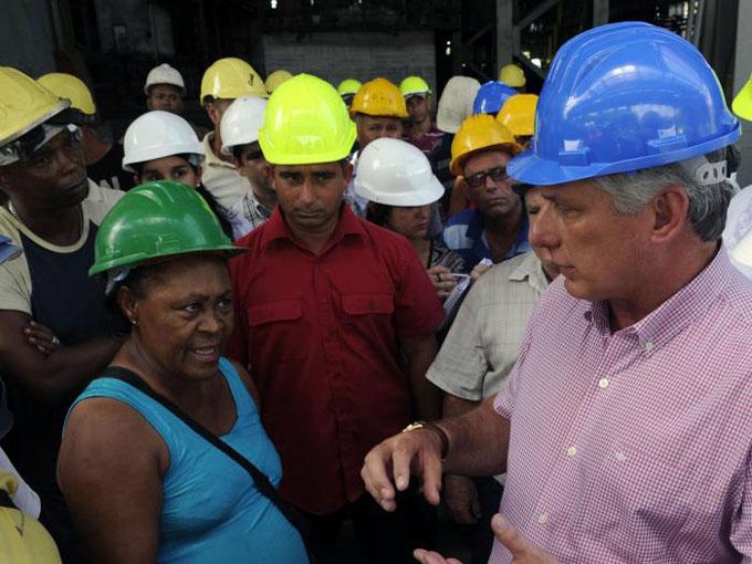 Visita Presidente cubano importantes objetivos económicos y sociales de la capital
