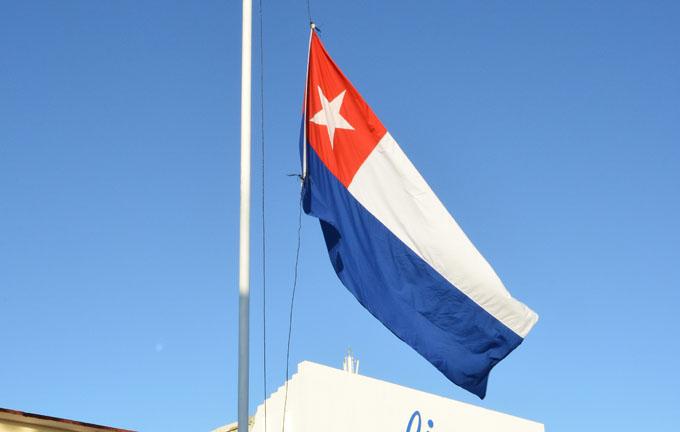 La bandera de Céspedes debía ser un atributo nacional, opina jubilado