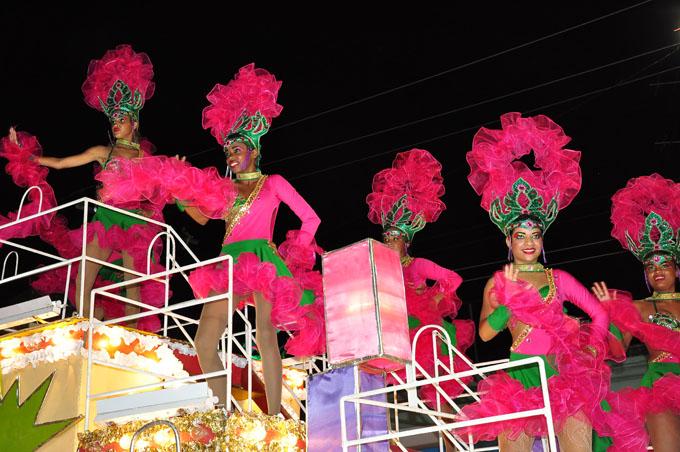 Se despide hoy el Carnaval Bayamo 2018 (+ fotos y videos)