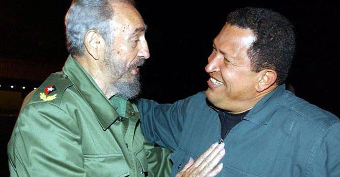Sesiona en Venezuela coloquio sobre Fidel Castro y Hugo Chávez