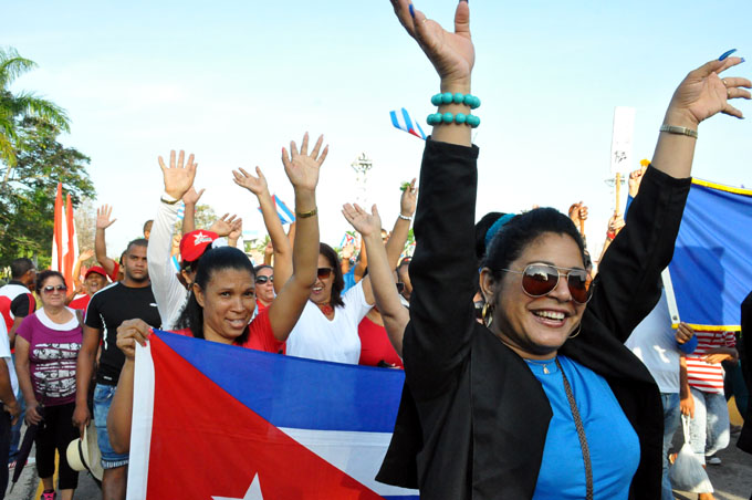 Federación de Mujeres Cubanas: Por revivir sus momentos más activos