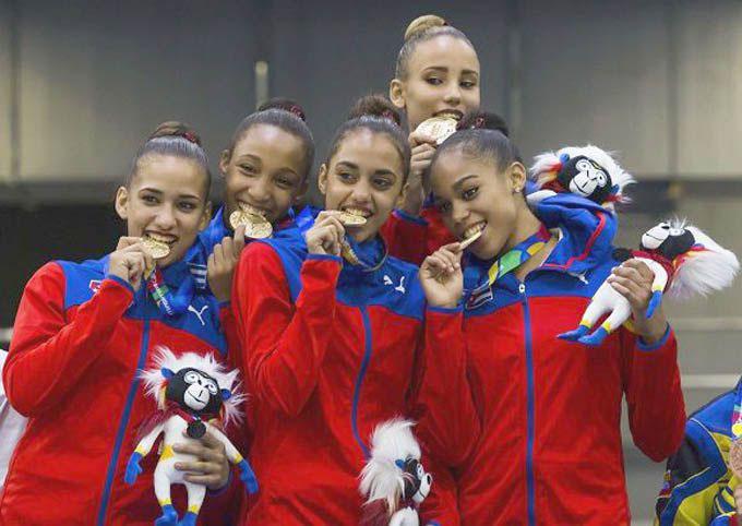 Atletas granmenses superan en Barranquilla actuación precedente