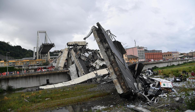 Gobierno italiano declara estado de emergencia en Génova (+ fotos y videos)