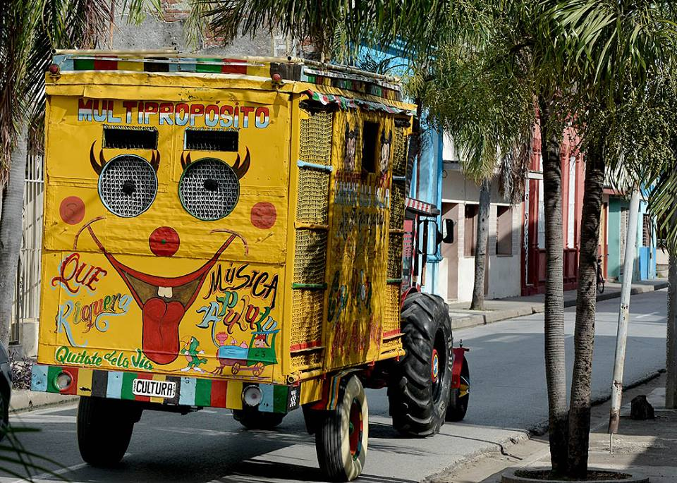 Retorna el carrito La Salá al carnaval bayamés (+ videos)