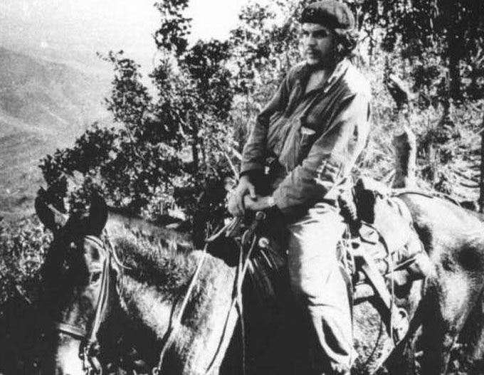 Rememoran salida de columna del Che rumbo a Occidente