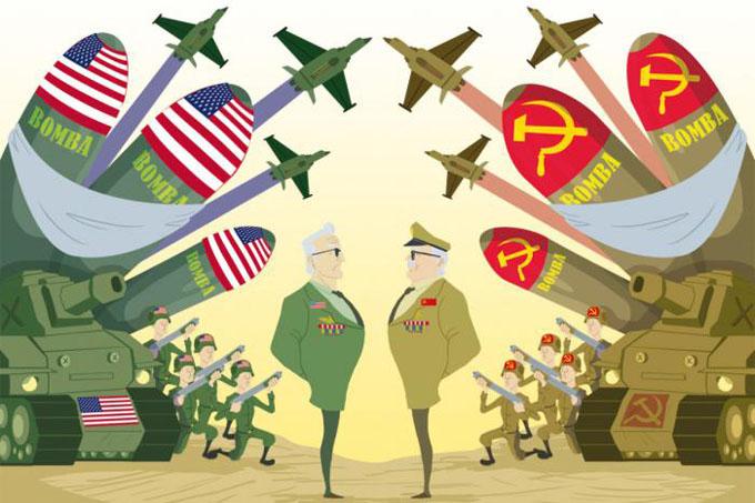 ¿El retorno de la Guerra Fría?