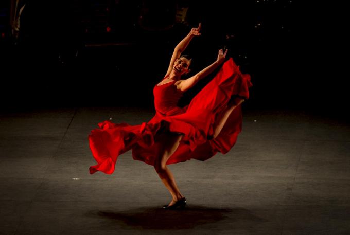Vibró Auditorio Nacional en México con Lizt Alfonso Dance Cuba (+ fotos y videos)
