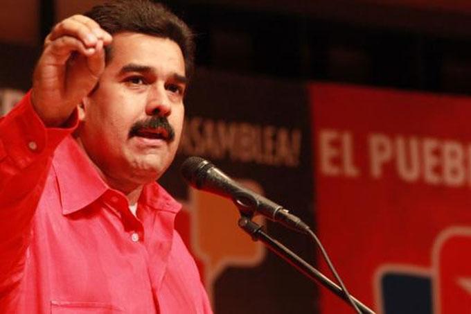 Maduro denomina 2018 como año de Revolución Económica en Venezuela