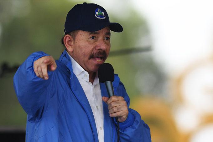 Nicaragua estaba sumida en el terror, denuncia Daniel Ortega