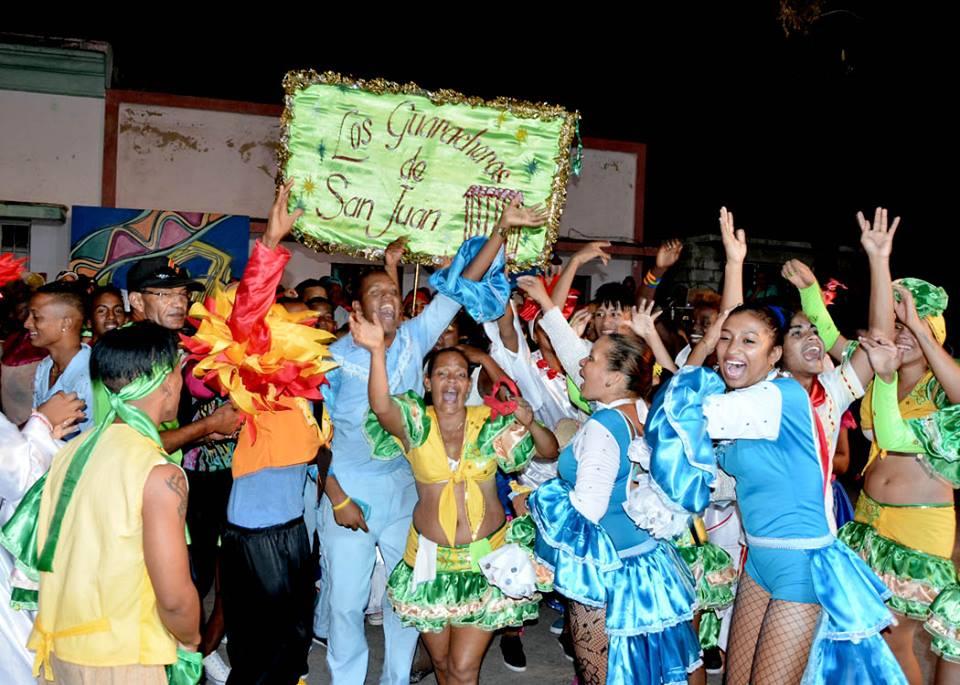 Los Guaracheros de San Juan tienen el uno (+ fotos y videos)