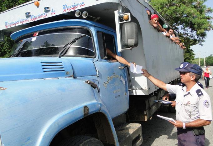 Medidas para garantizar seguridad vial en fiesta popular
