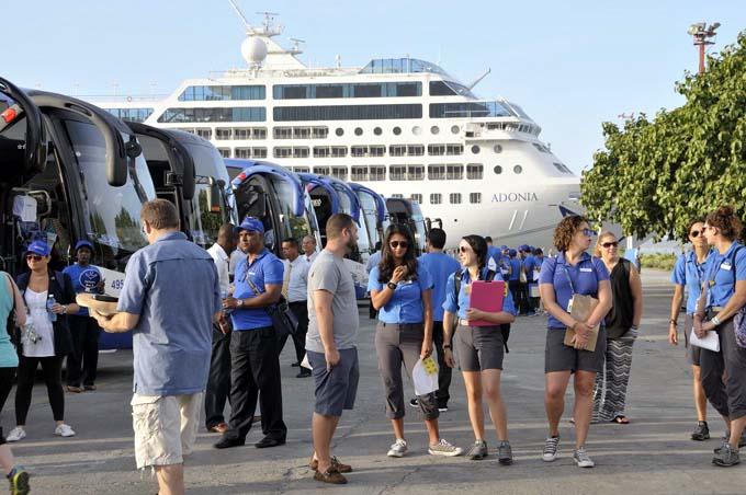 Cuba recibe tres millones de visitantes internacionales en 2018