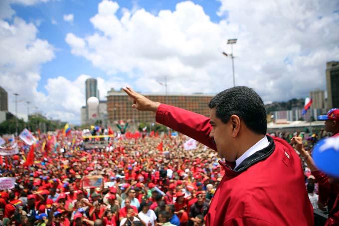 Marcha en Venezuela repudiará acciones terroristas