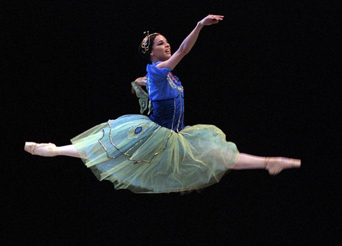 Viengsay Valdés representa a Cuba en Festival de Ballet de Tokio