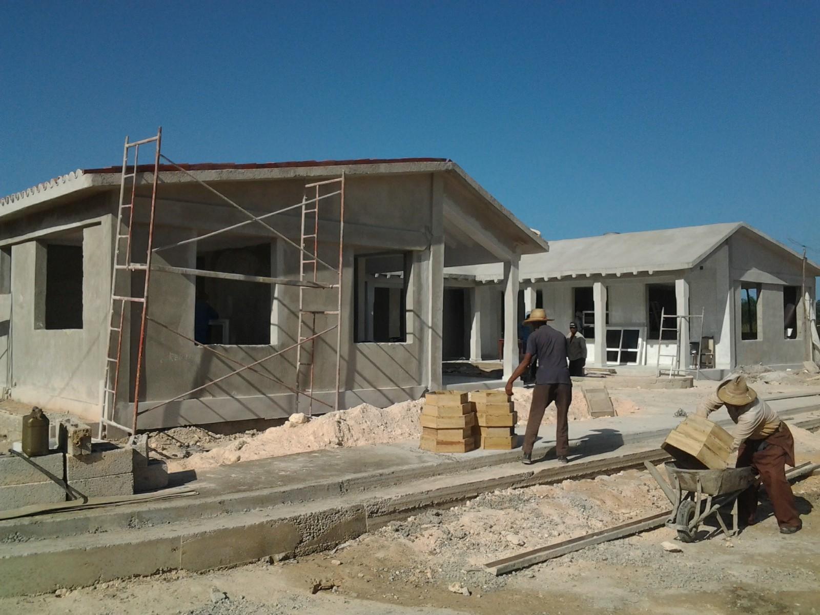 Mejoran fondo habitacional de histórico escenario cubano