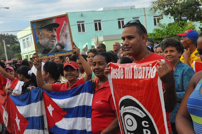 Festejo popular saludará aniversario 58 de los CDR en Granma
