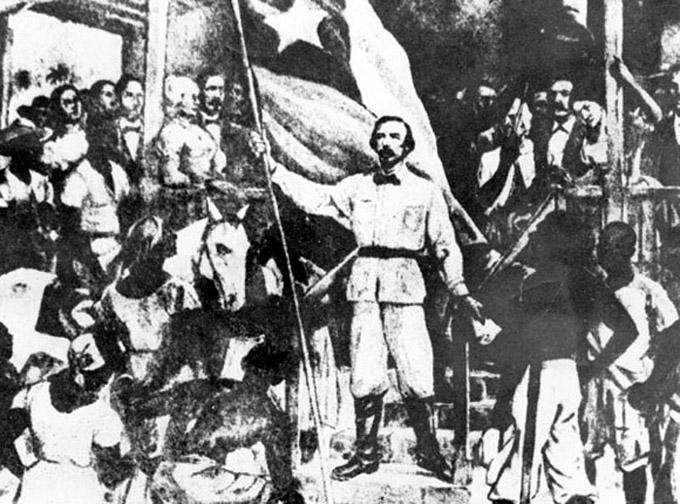 Historiadores cubanos recordarán inicio de las luchas en 1868