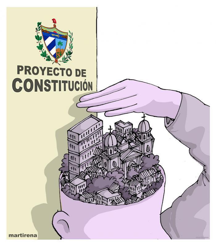 Debaten proyecto de Constitución cubana en países de África Austral