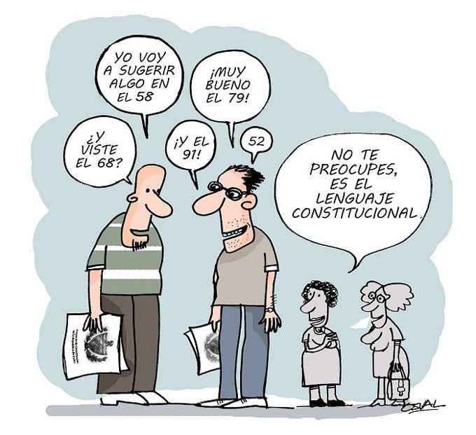 Cubanos en El Salvador estudian proyecto de nueva Constitución