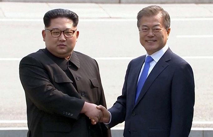 Las dos Coreas abrirán oficina para contactos transfronterizos