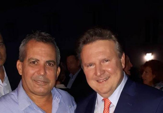Recibe alcalde de Viena a embajador de Cuba en Austria