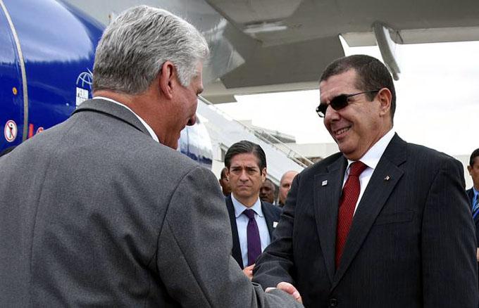 Traemos la voz de Cuba, expresa Presidente Díaz-Canel en New York (+ fotos y videos)