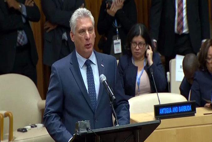 Cuba rechaza las doctrinas militares basadas en la disuasión nuclear (+ video)