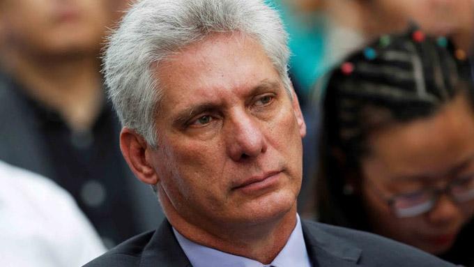 Presidente de Cuba hablará por primera vez en ONU en cumbre de paz