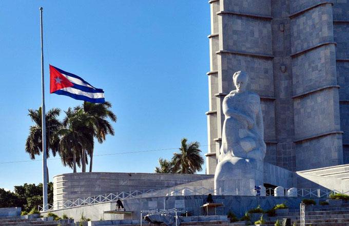 Decretan duelo oficial en Cuba por muerte de presidente vietnamita (+ fotos)
