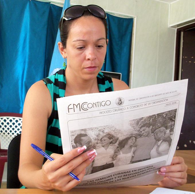 Desarrolla la FMC proceso político sobre la familia cubana (+ audio)