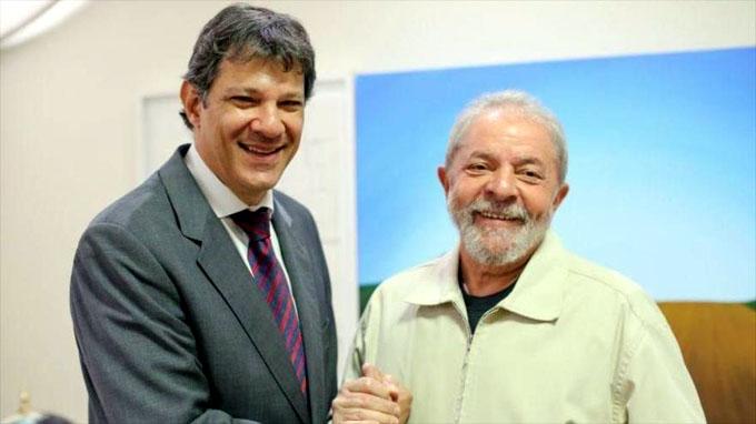PT define con Lula rumbo de campaña electoral