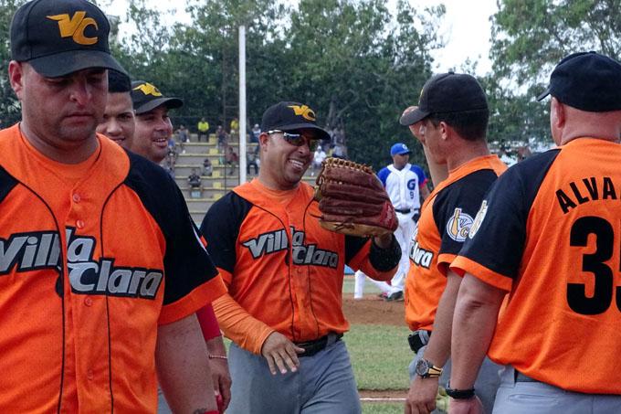Villa Clara, nuevo líder del cachumbambé beisbolero