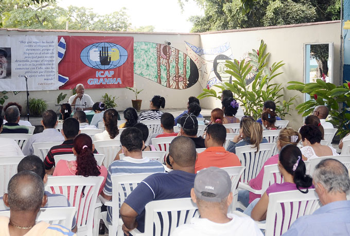 Realiza el Icap jornadas de solidaridad en Granma