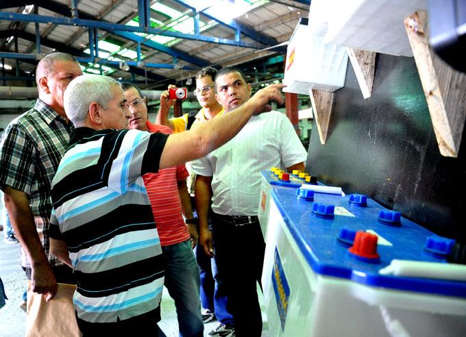 Insiste ministro cubano de industrias en trabajar con calidad