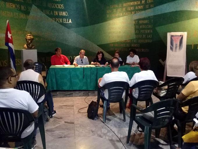 Convocan a Jornada por el Día de la Cultura Cubana (+ fotos)