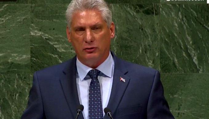 Cuba condena en ONU el bloqueo y la política hostil de EE.UU. (+ video)